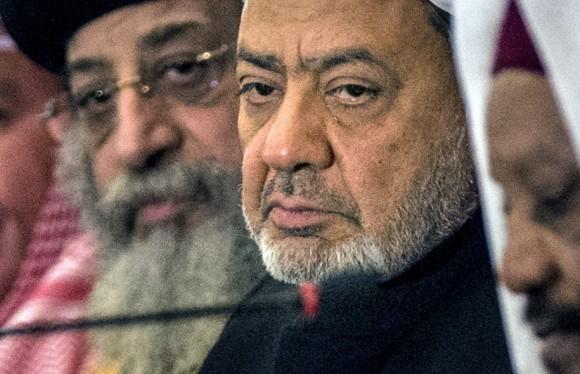 reformer islam imam Al-Azhar roi Arabie Saoudite Sissi
