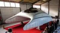 A2V présente son bateau ultra-rapide