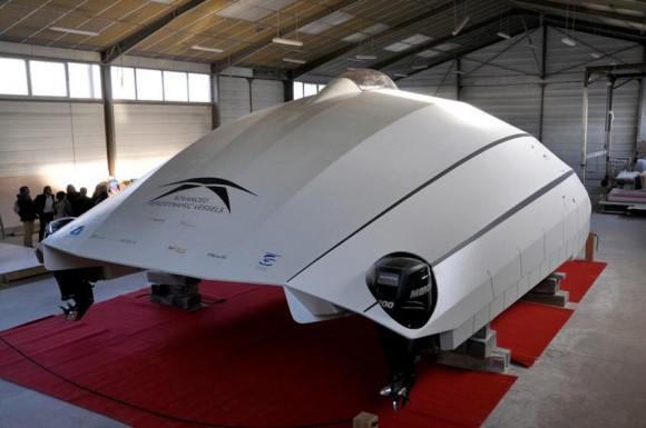 A2V bateau ultra-rapide 3