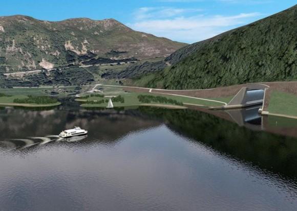 Norvege tunnel maritime plus grand 3