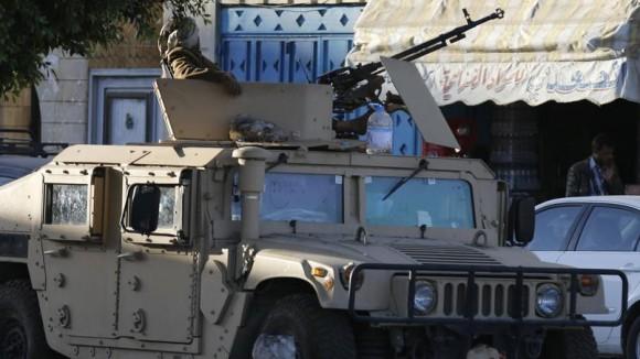 Offensive Yemen regionalisation conflit