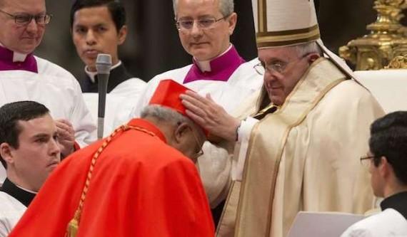 Pape François : il faut agir contre le réchauffement climatique même si l'homme n'en est pas responsable, affirme le cardinal Turkson