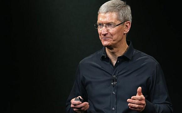 Tim Cook Apple pour respect vie privee internet