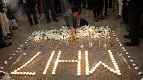 Ukraine : des fragments de missile BUK trouvés sur le lieu du crash du vol MH17 par un journaliste néerlandais