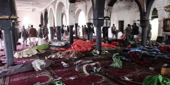 Yémen : triple attentat suicide
