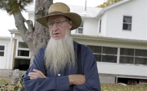 Samuel Mullet Seven Amish
