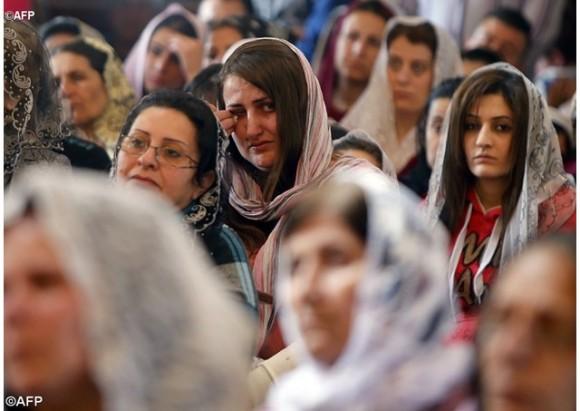 cardinal Sandri colloque Irak Syrie persecution chretiens