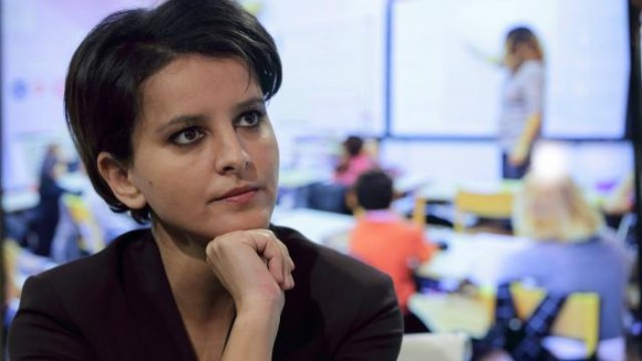 reforme college Najat Vallaud-Belkacem ideologie Education nationale
