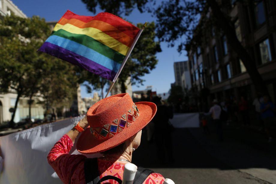 san Francisco lesbiennes gays bi trans LGBT