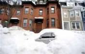 La photo: Nouvelle tempête de neige aux Etats-Unis