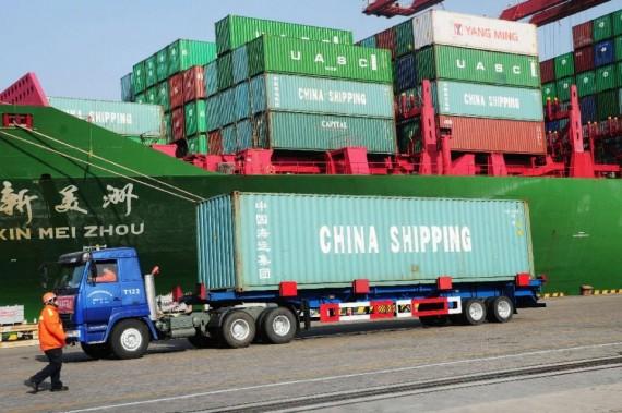 Chine chute du commerce exterieur en mars for Commerce exterieur