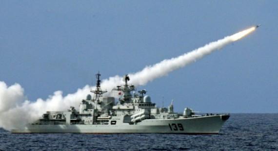 Chine missile supersonique YJ-18 ASCM inquiete marine americaine