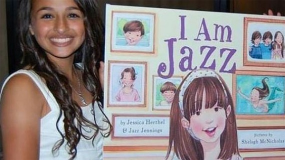 I am Jazz transgenre ecole Maine Etats-Unis