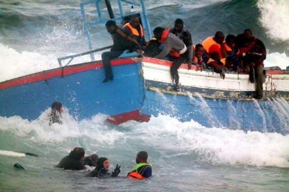 Immigration Union européenne naufrages Méditerranée