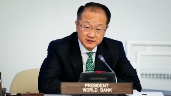 Jim Yong Kim : la Banque mondiale veut collaborer avec l'AIIB, la banque chinoise pour les infrastructures