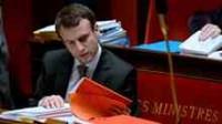 Loi Macron au Sénat, l'opposition dans la rue