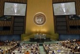 A l'ONU, l'Autriche, soutenue par 159 pays, demande l'interdiction des armes nucléaires