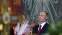 Russie: à l'occasion de Pâques, Poutine remercie l'Eglise orthodoxe d'aider à créer un «esprit de patriotisme»