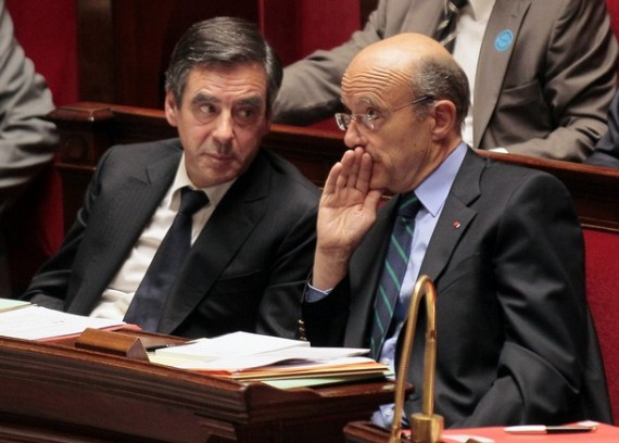 Primaire UMP accord Fillon Juppe