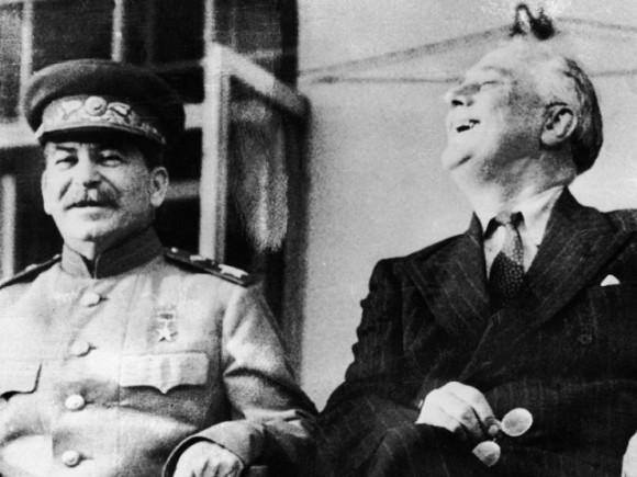Russes justifiant genocide Staline