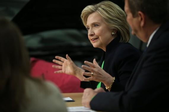 argent Hillary Bill Clinton révélations journaliste Peter Schweizer