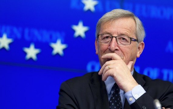 commission europeenne Jean-Claude Juncker travail