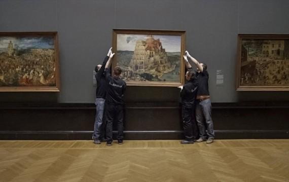grand musée, film  cinema documentaire-