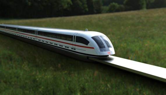 vitesse train japonais Maglev