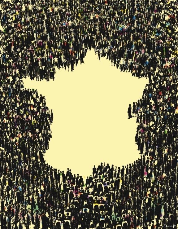 Attali: La France se vide…