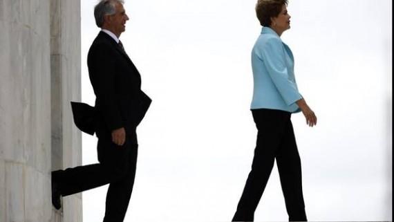 Brésil, Uruguay Tabaré Vázquez et Dilma Rousseff veulent faire avancer les négociations de libre-échange du Mercosur avec l'Union européenne