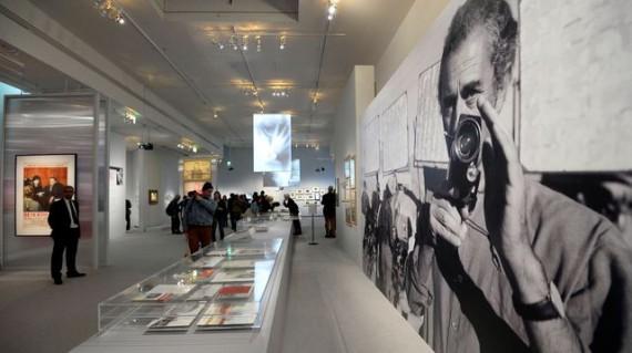 CINEMA : Exposition Michelangelo Antonioni ♥