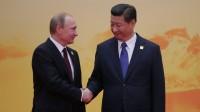 La phrase: «La Russie et la Chine deviennent maintenant, comme nous le voulions, …