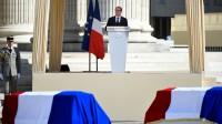 Hollande au Panthéon