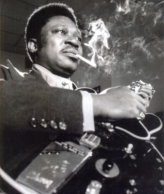 La mort de B.B. King politiquement correct