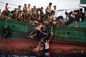 Migrants à la dérive en Asie: les Rohingyas birmans fuient-ils le contrôle de la population?
