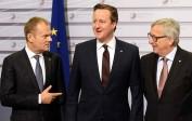 Sommet du Partenariat Oriental, à Riga, entre l'Union Européenne et six pays de l'ex-URSS: David Cameron met les pieds dans le plat