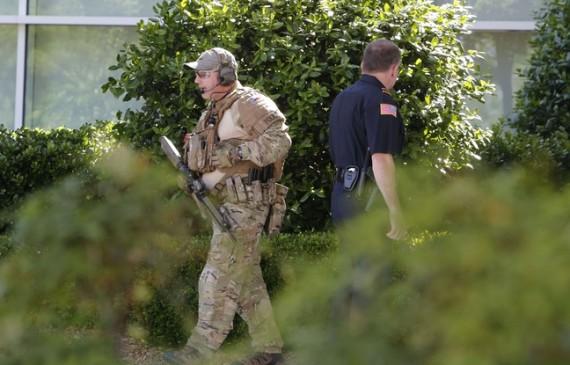 Texas : Mahomet et la fusillade
