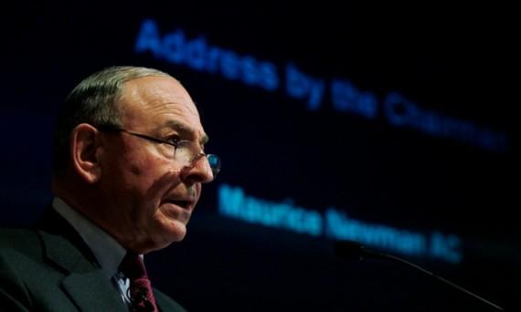 réchauffement climatique tyrannie Nouvel Ordre mondial Australien Maurice Newman
