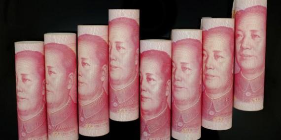 yuan FMI Chine monnaie de réserve sous-évalué