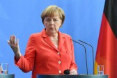 Angela Merkel dénonce l'euro fort