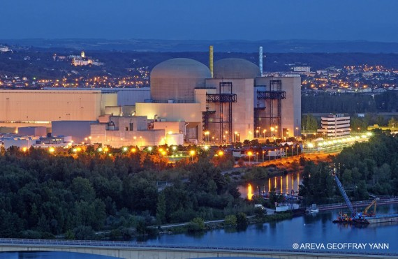 Areva restructuration du nucléaire français