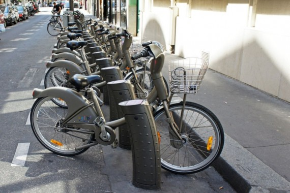 Coût vélo libre-service Vélib