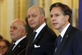 Daech: le Premier ministre irakien al-Abadi demande un plus grand soutien contre l'Etat islamique à la coalition