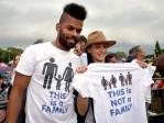Enorme manifestation contre le «mariage» homosexuel et la théorie du genre à Rome