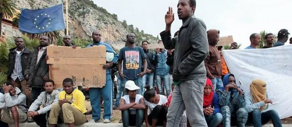 La question des migrants oppose Paris et Rome