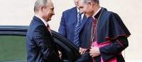 Le Vatican, Poutine et la diplomatie