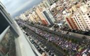 La photo: Pérou: 500.000 personnes pour la vie