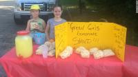 La vente de limonade par deux fillettes jugée «illégale» par la police (et la loi) du Texas