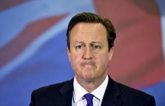 Union européenne: David Cameron a dû reculer après le tollé conservateur provoqué par ses propos contre les ministres eurosceptiques