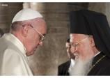 Les autorités catholiques et orthodoxes en pointe sur l'écologie…